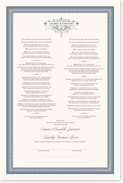 Unique Non Traditional Wedding Vows and Love Poetry