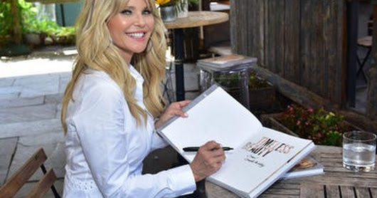 Christie Brinkley: Here's The Science Behind Her Anti-Aging Tips