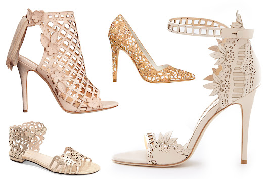 Our Favorite Laser Cut Heels