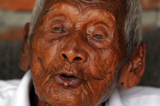 Image result for oldest man in the world dies