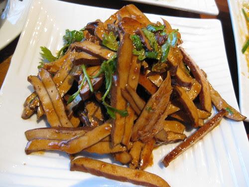 coriander with tofu tian fu berlin