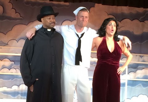 Delightful, Delicious, De-Lovely ANYTHING GOES at Moorestown Theater Company