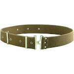 "Clc C501 Toolworks Cotton Web Work Belt, 2.25"" W"