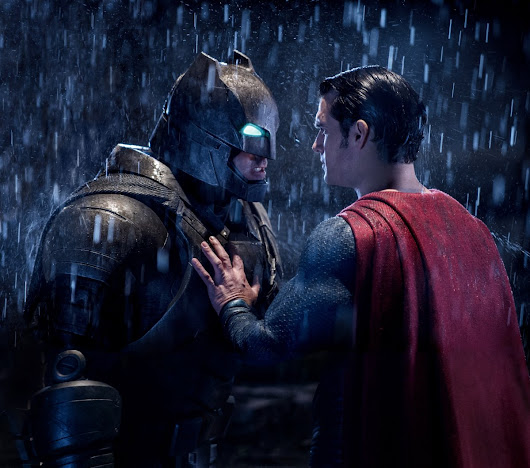 Don't tell Batman v Superman's cinematographer the movie looks good but sucked