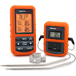 ThermoPro TP20 Wireless Dual Probe Food & Meat Thermometer