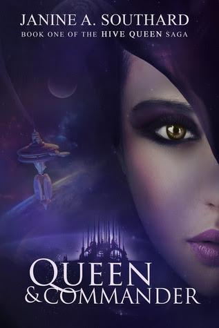 Queen & Commander (Hive Queen Saga #1)