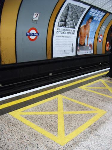 Green Park Platform Test  by Annie Mole