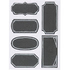 Now Designs Chalkboard Label Stickers
