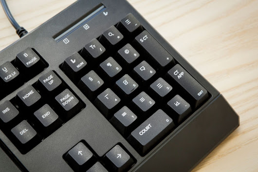 This Week In Legal Tech: The Keyboard That Consumed The Legal Profession