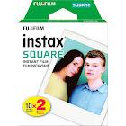 Fujifilm Instax Square - 10 exp. - 2 cassettes