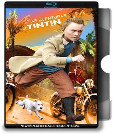 As Aventuras De Tintim - Blu-ray Rip 1080p