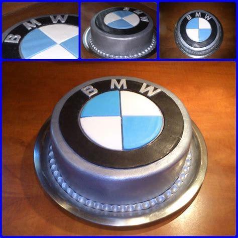 Bmw signal cake   Bmw jel torta   My cakes/Tortáim