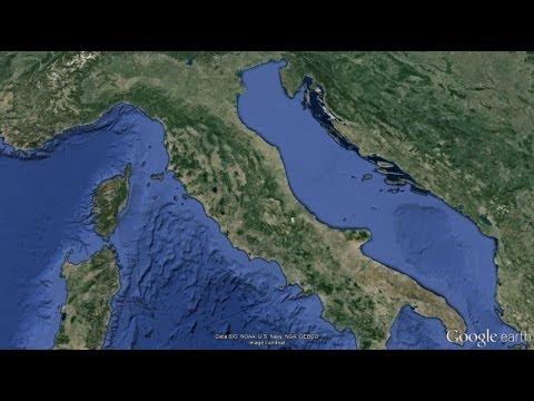 Conoscere le Marche con GOOGLE in 3D