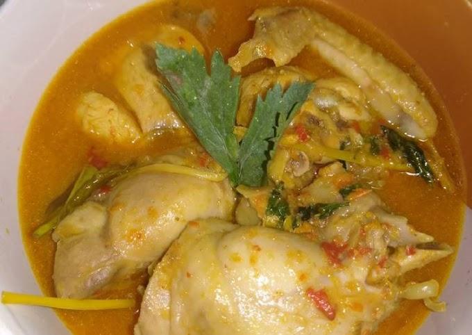 Resep Memasak Ayam woku daun kemangi Bikin Nagih
