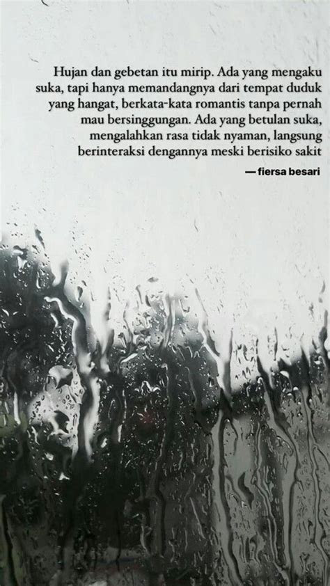 pin oleh wardhina ayu  fiersa besari  quotes people