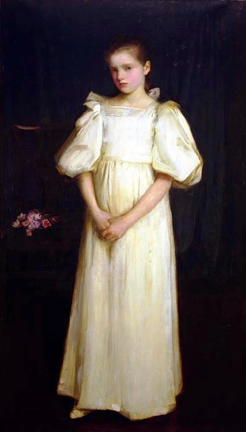 Portrait Of Phyllis Waterlo
