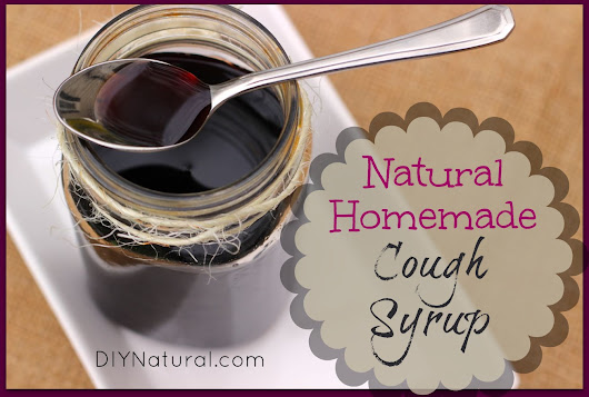 Natural Cough Remedies and a Recipe for Elderberry Cough Syrup