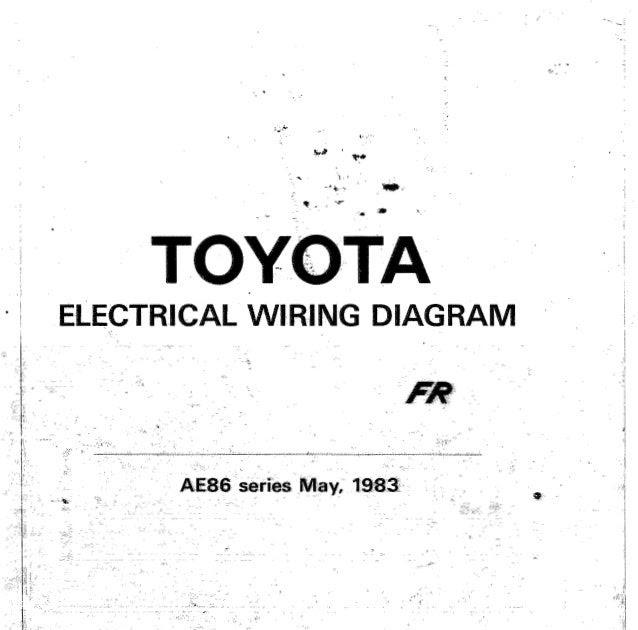 Download Now 1994 Toyota Corolla Wiring Diagram Manual