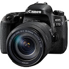 Canon EOS 77D 24.2 MP SLR - EF-S 18-135mm IS USM Lens