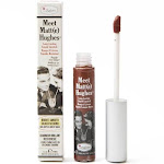 theBalm Meet Matte Hughes Long Lasting Liquid Lipstick Trustworthy