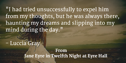 Why Jane Eyre Needs a Sequel with Luccia Gray