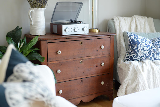 How to Add Charm With an Antique Dresser