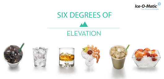 Six Degrees of Elevation: An Ice Machine for Every Foodservice Operation