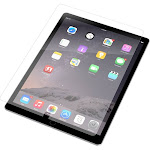 """ZAGG - InvisibleShield glass Screen Protector for Apple 12.9"""" iPad Pro - Crystal clear"""