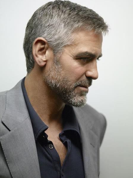 Only if more 50+ year old men looked like George Clooney