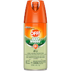 Off! Deep Woods Dry Insect Repellant - 2.5 oz spray can