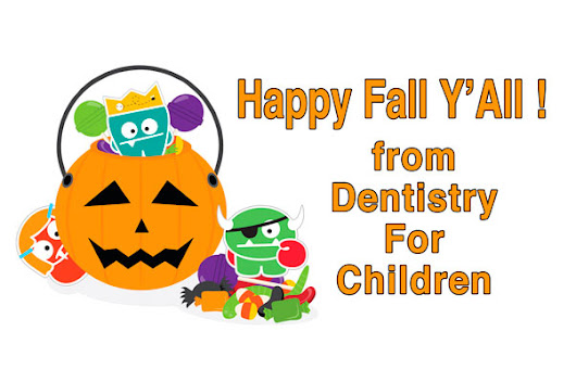 Happy Fall Y'all! from Dentistry For Children