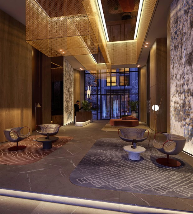 3 THE FIRST LONDON INTERIOR DESIGN PROJECT BY PATRICIA URQUIOLA Patricia Urquiola THE FIRST LONDON INTERIOR DESIGN PROJECT BY PATRICIA URQUIOLA 3 10
