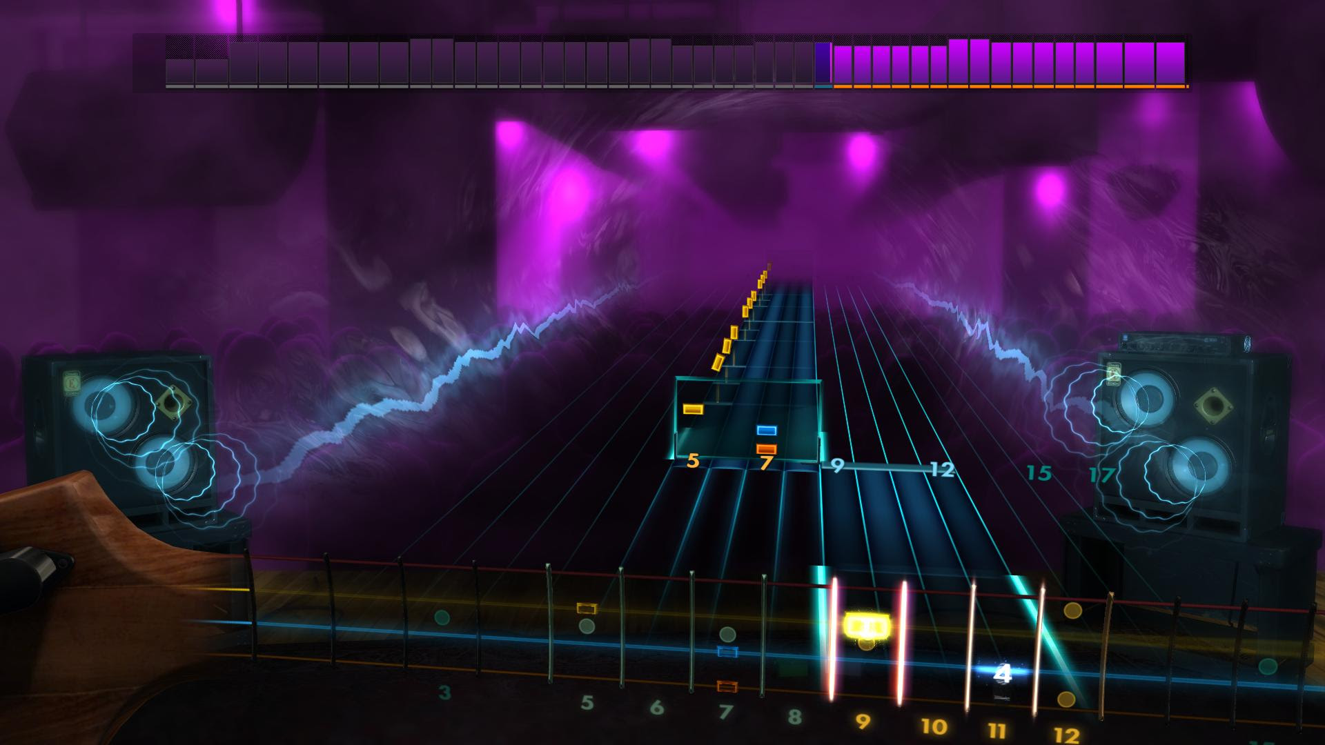 Rocksmith All New 2014 Edition Iron Maiden Fear Of The Dark