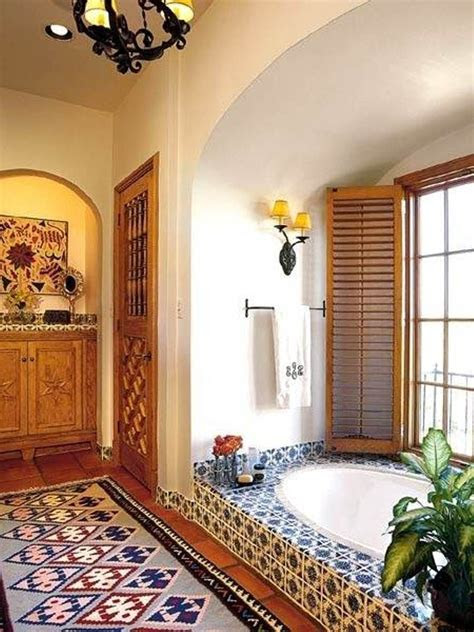 pin  la fuente imports  talavera tile bathroom ideas