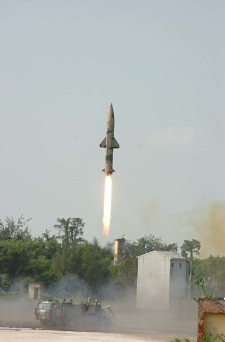 PRITHVI-II MISSILE SUCCESSFULLY TEST-FIRED by Chindits