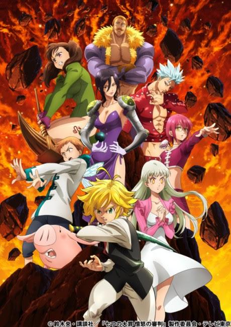Nanatsu no Taizai: Fundo no Shinpan Episode 7 English Subbed