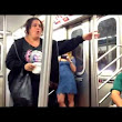 Pranksters Fill NYC Subway Car With Absurdist Panhandler Party