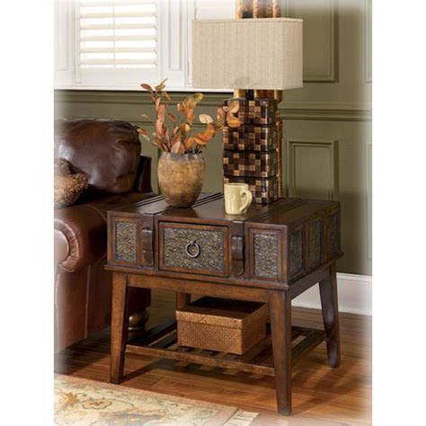 ashley furniture rectangular  table
