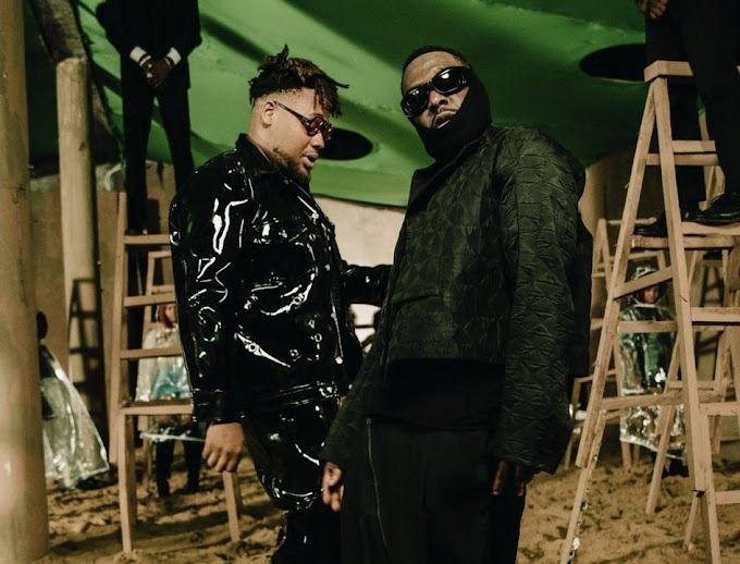 Timaya Taps Buju For New Single/Video 'Cold Outside'