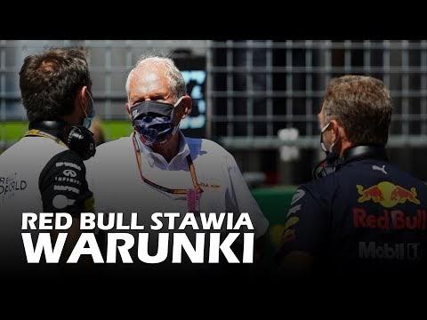 Red Bull stawia warunki i grozi odejściem