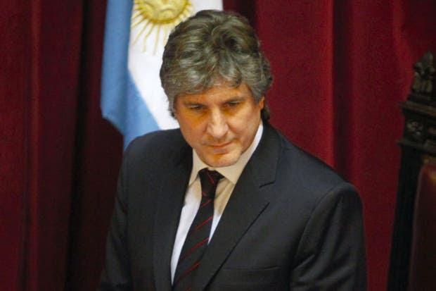 Amado Boudou, ex vicepresidente de la Nación