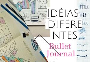 Bullet Journal: Organizando com criatividade