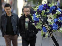 picture of music - 'Soul Train' host Don Cornelius dead of suicide