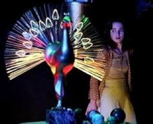 SUSPIRIA: In the Eye of the Peacock