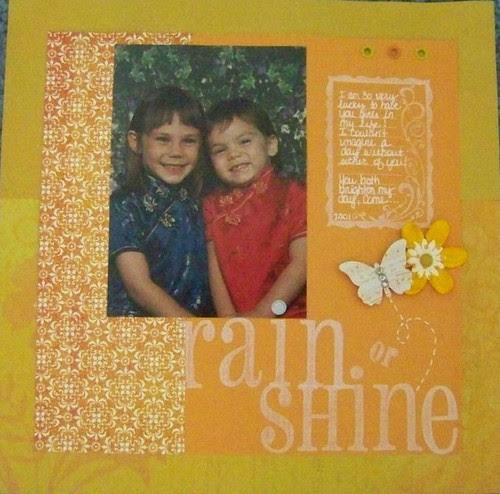 FF Rain or Shine