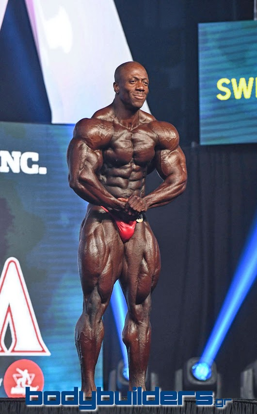Mr. Olympia 2018 - Νίκη Shawn Rhoden - Finals Photos!!!