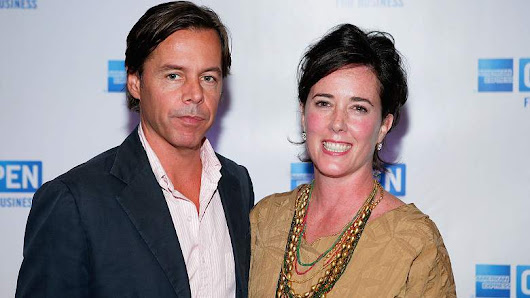 Andy Spade Releases Statement After Wife, Kate Spade's Suicide