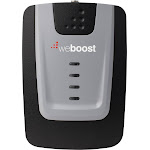 weboost - Home 4G Cellular Signal Booster - Black/Gray/White