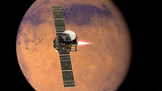 A Swiss camera is going to Mars