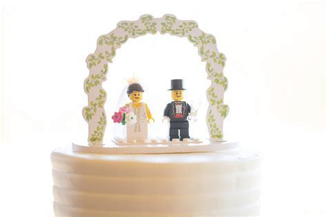 How To Make Your Own LEGO Wedding Favours ? Jay's Brick Blog